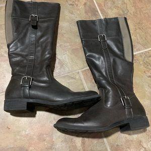 G.H. Bass & Co Dark Grey Boots